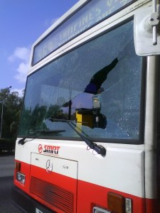 The Curious Incident of the Shattered Windshield